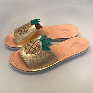 5e5e93c12fd1 kate spade Shoes - Kate Spade New York Ibis pineapple sandals